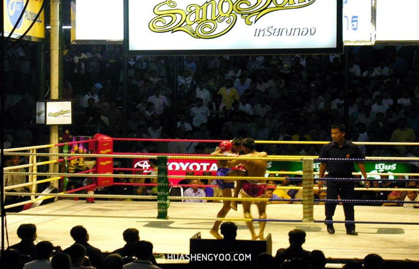 曼谷-伦比尼拳击馆-场馆图