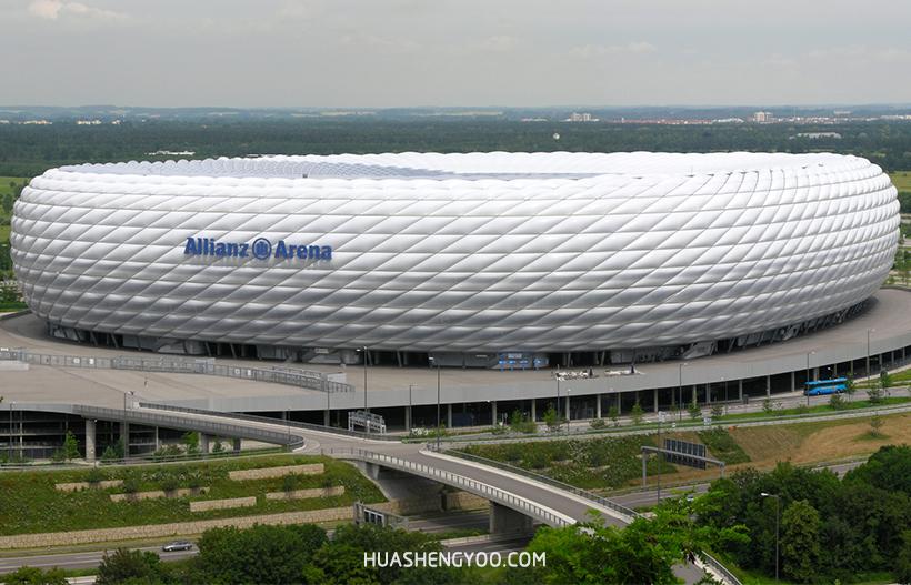 德甲-拜仁慕尼黑-场馆图1