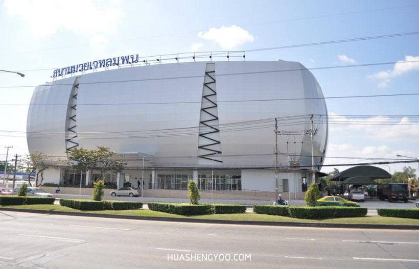 泰拳-曼谷-伦比尼泰拳馆2