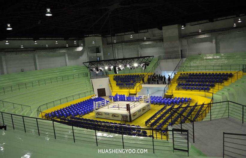 泰拳-曼谷-伦比尼泰拳馆3