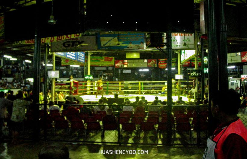 泰拳-曼谷-伦比尼泰拳馆1