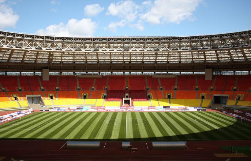 俄罗斯国家队 - 卢日尼基奥林匹克体育场4