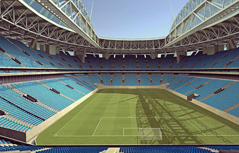 2017俄罗斯联合会杯-克雷斯托夫斯基体育场5