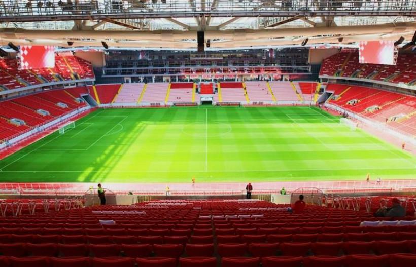 2017俄罗斯联合会杯-莫斯科斯巴达克体育场5