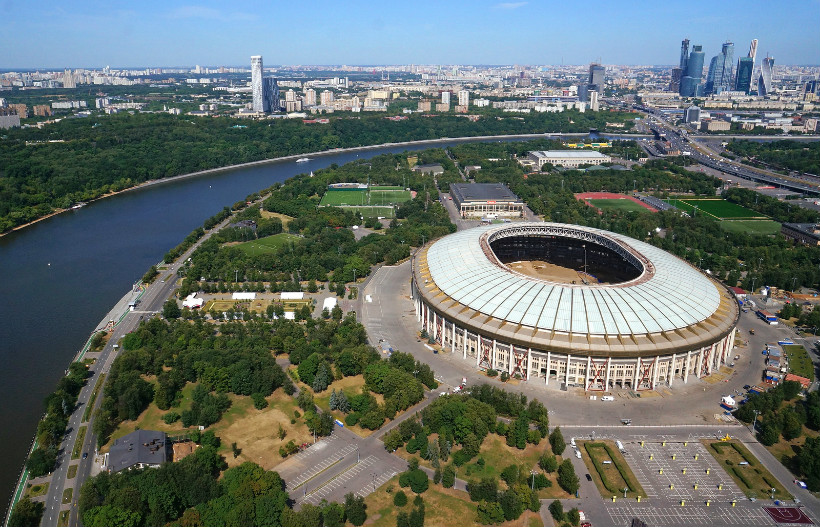 俄罗斯国家队 - 卢日尼基奥林匹克体育场2