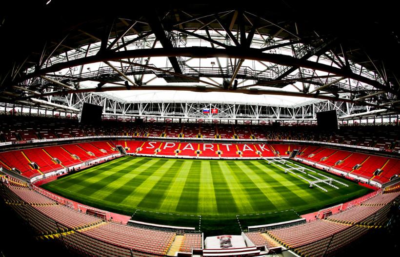 2017俄罗斯联合会杯-莫斯科斯巴达克体育场2