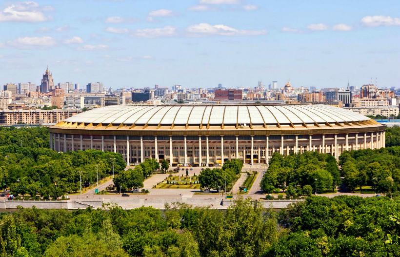 俄罗斯国家队 - 卢日尼基奥林匹克体育场1