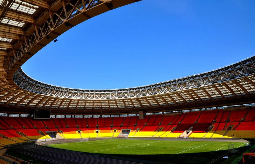 俄罗斯国家队 - 卢日尼基奥林匹克体育场3