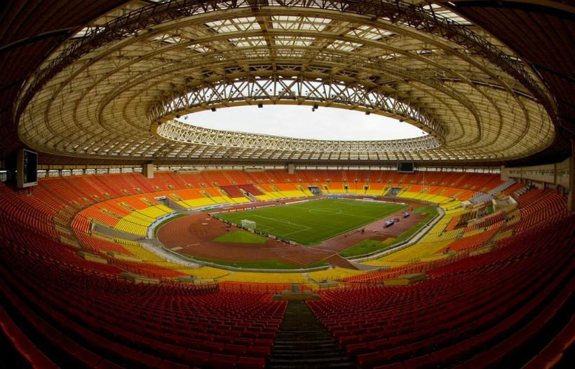 俄罗斯国家队 - 卢日尼基奥林匹克体育场5