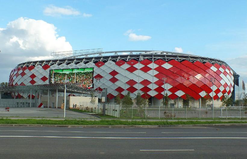 2017俄罗斯联合会杯-莫斯科斯巴达克体育场1