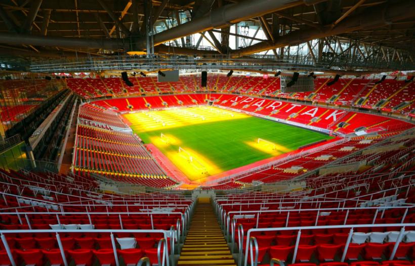 2017俄罗斯联合会杯-莫斯科斯巴达克体育场3