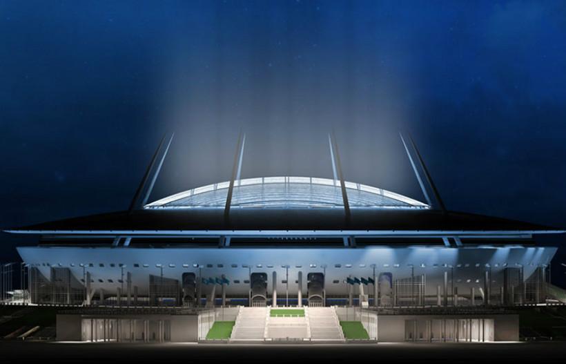 2017俄罗斯联合会杯-克雷斯托夫斯基体育场4