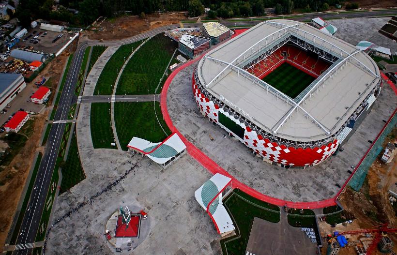 2017俄罗斯联合会杯-莫斯科斯巴达克体育场4