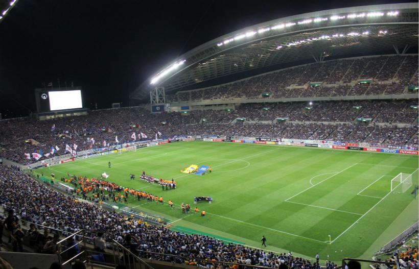 日本J联赛 - 浦和红钻 - 埼玉2002体育场1