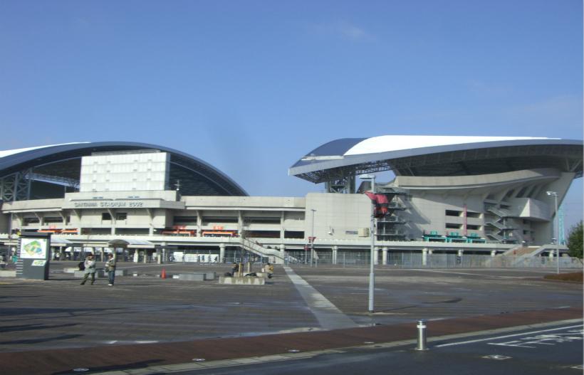 日本J联赛 - 浦和红钻 - 埼玉2002体育场3