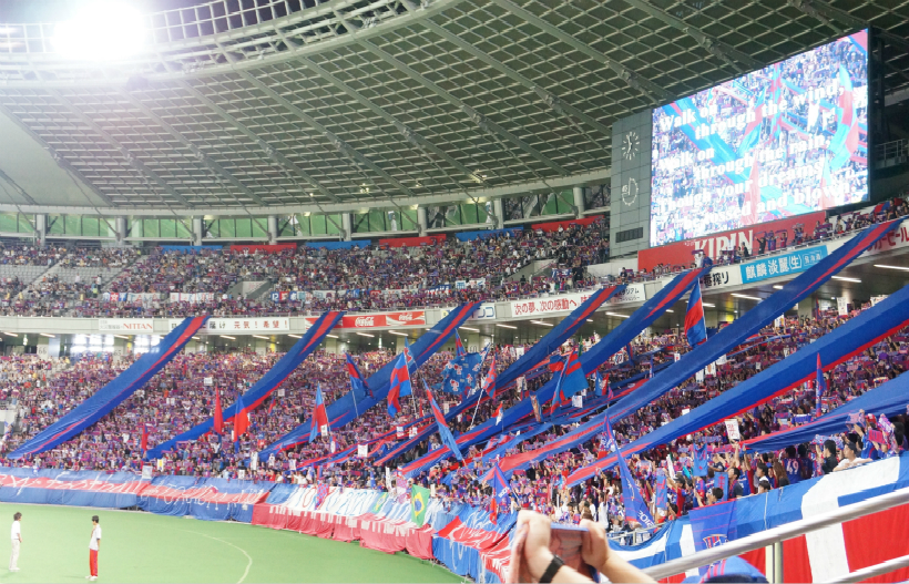 日本J联赛 - 东京FC - 东京体育场2