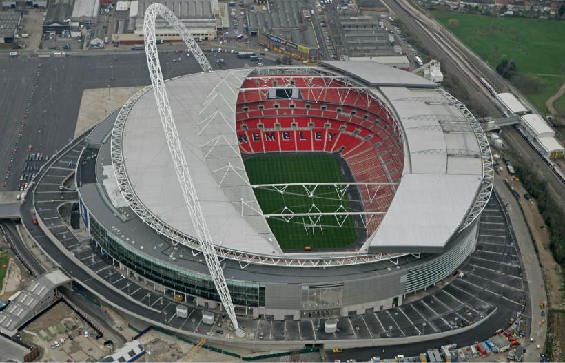 英格兰-温布利体育场2