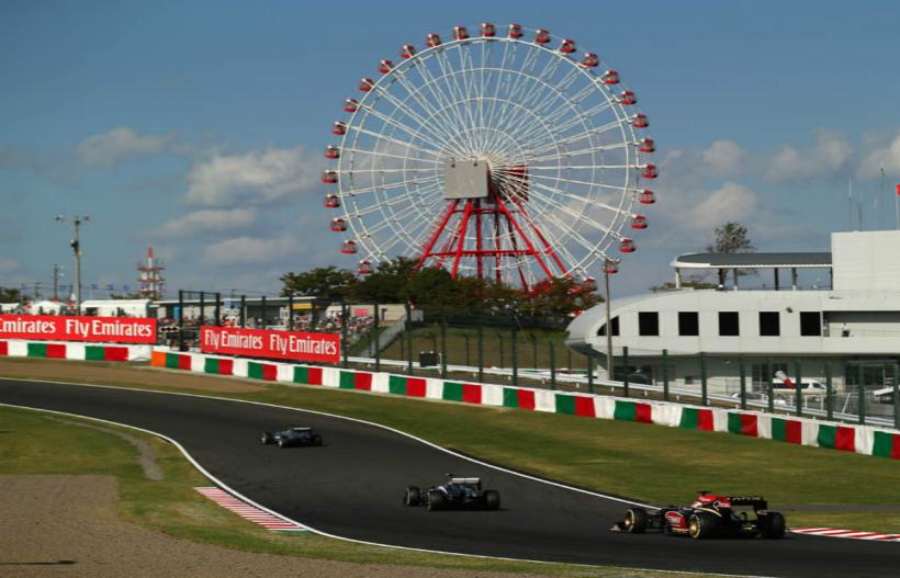 F1 - 日本大奖赛 - 铃鹿赛道