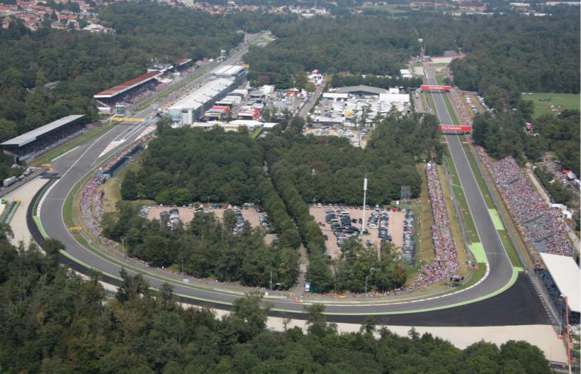 F1 - 意大利大奖赛 - 蒙扎赛道