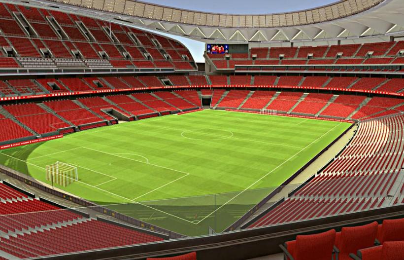 西甲-马德里竞技-场馆图3