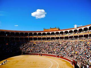 西班牙斗牛 - 拉斯文塔斯斗牛场