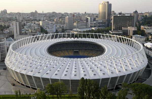 基辅奥林匹克体育场主图