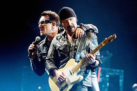 U2演唱会