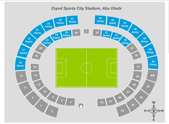 扎耶德体育城体育场