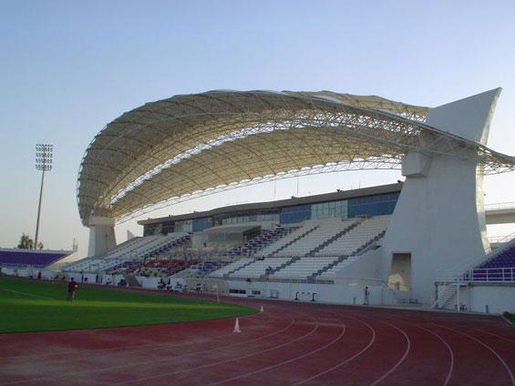 Khalifa Bin Zayed Stadium