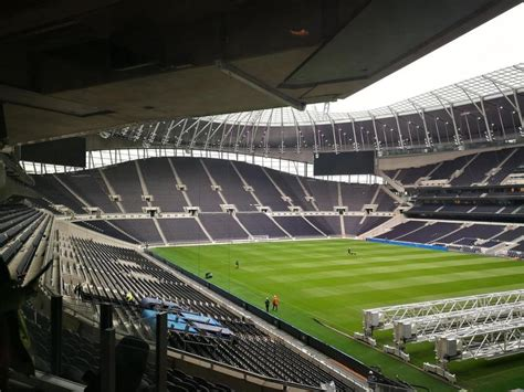 Hotspur New Stadium