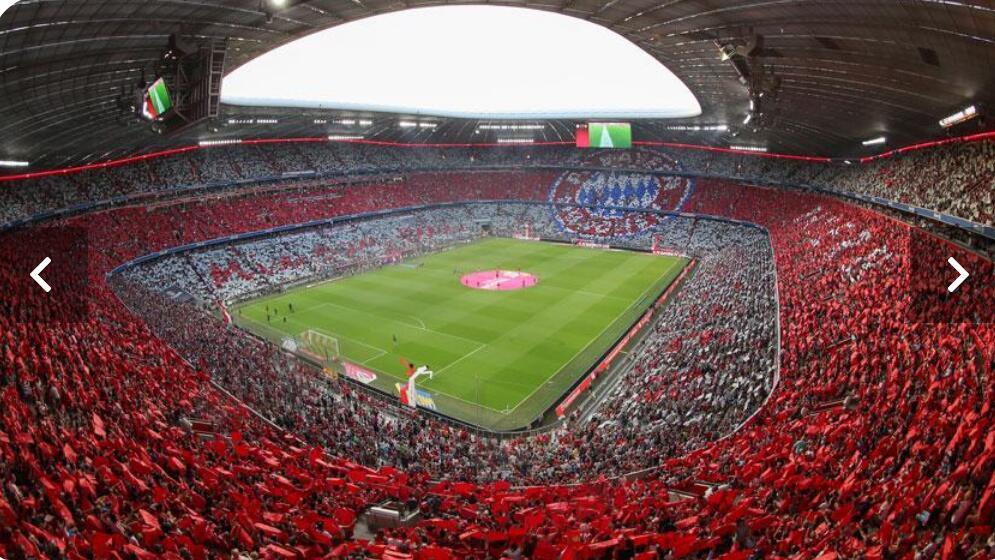 慕尼黑足球竞技场